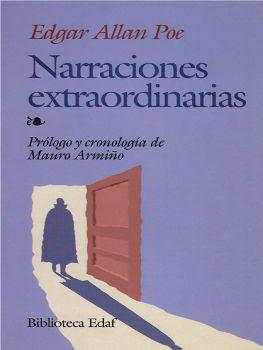 Portada libro narraciones extraordinarias descargar pdf gratis
