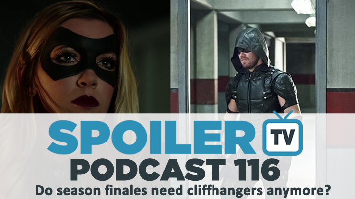 STV Podcast 116 - Do season finales need to have cliffhangers?