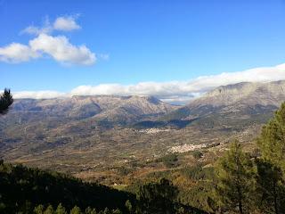 ruta en moto por Mijares en Gredos