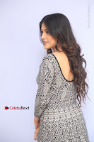 Actress Chandini Chowdary Pos in Short Dress at Howrah Bridge Movie Press Meet  0070.JPG