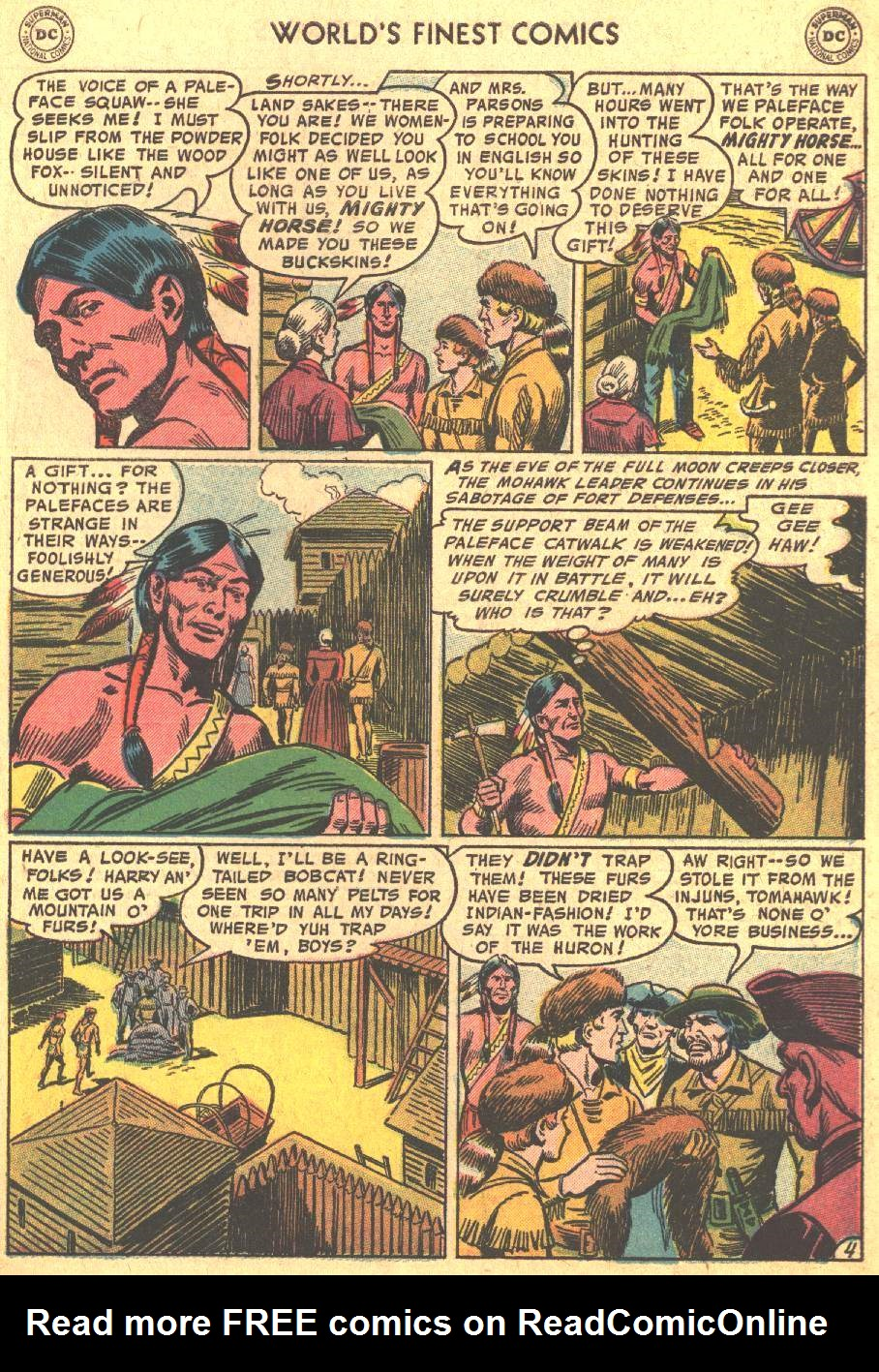 Read online World's Finest Comics comic -  Issue #80 - 31
