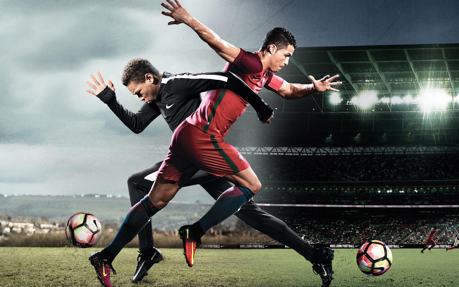 Nike Werbung Ronaldo