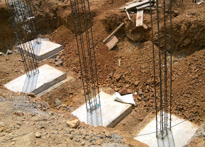construction foundation