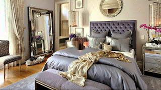 Application of Modern Concepts for Bedroom Decoration, Modern Bedroom interior Design, Latest Bed Designs Furniture