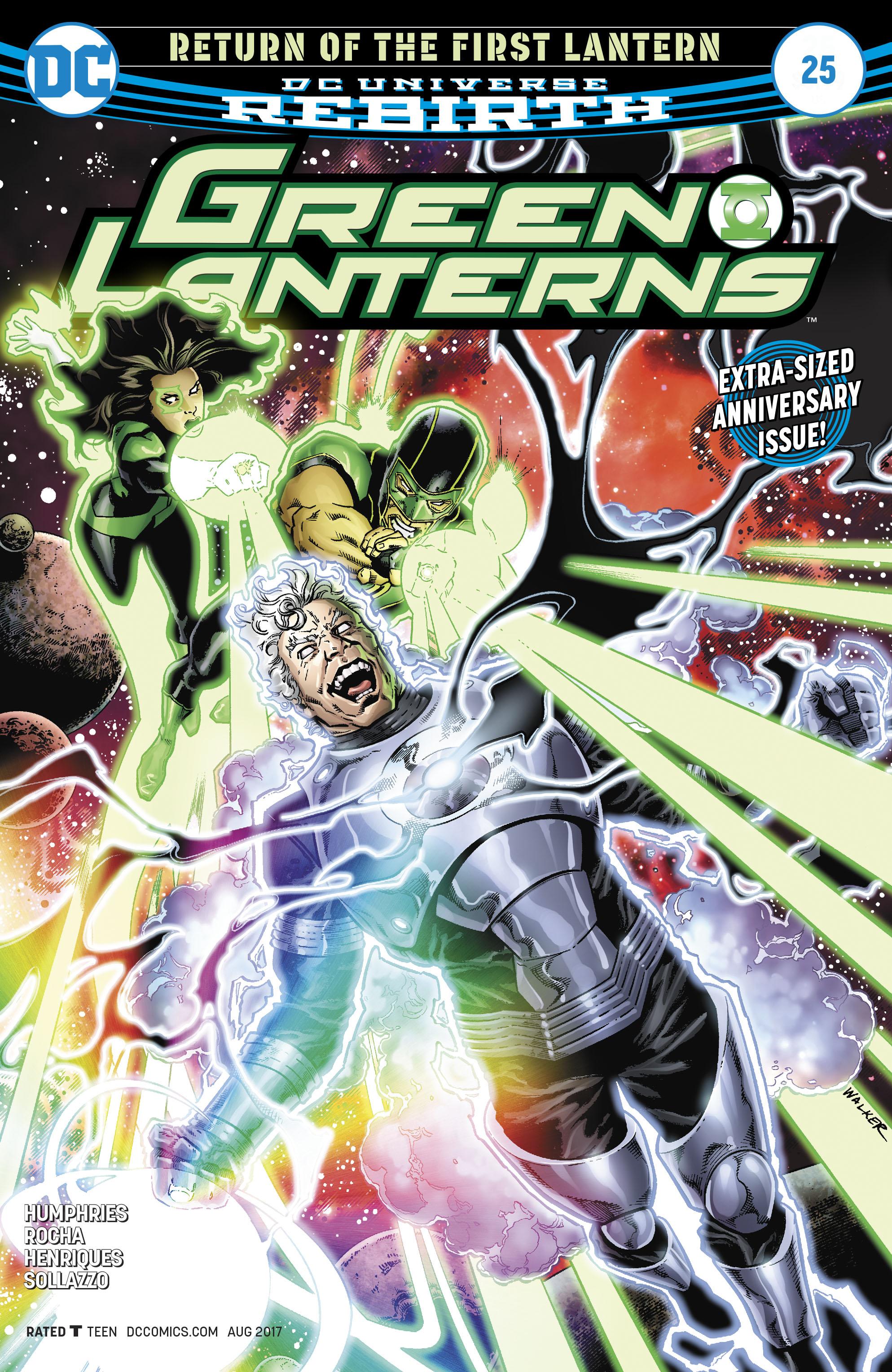 Read online Green Lanterns comic -  Issue #25 - 1