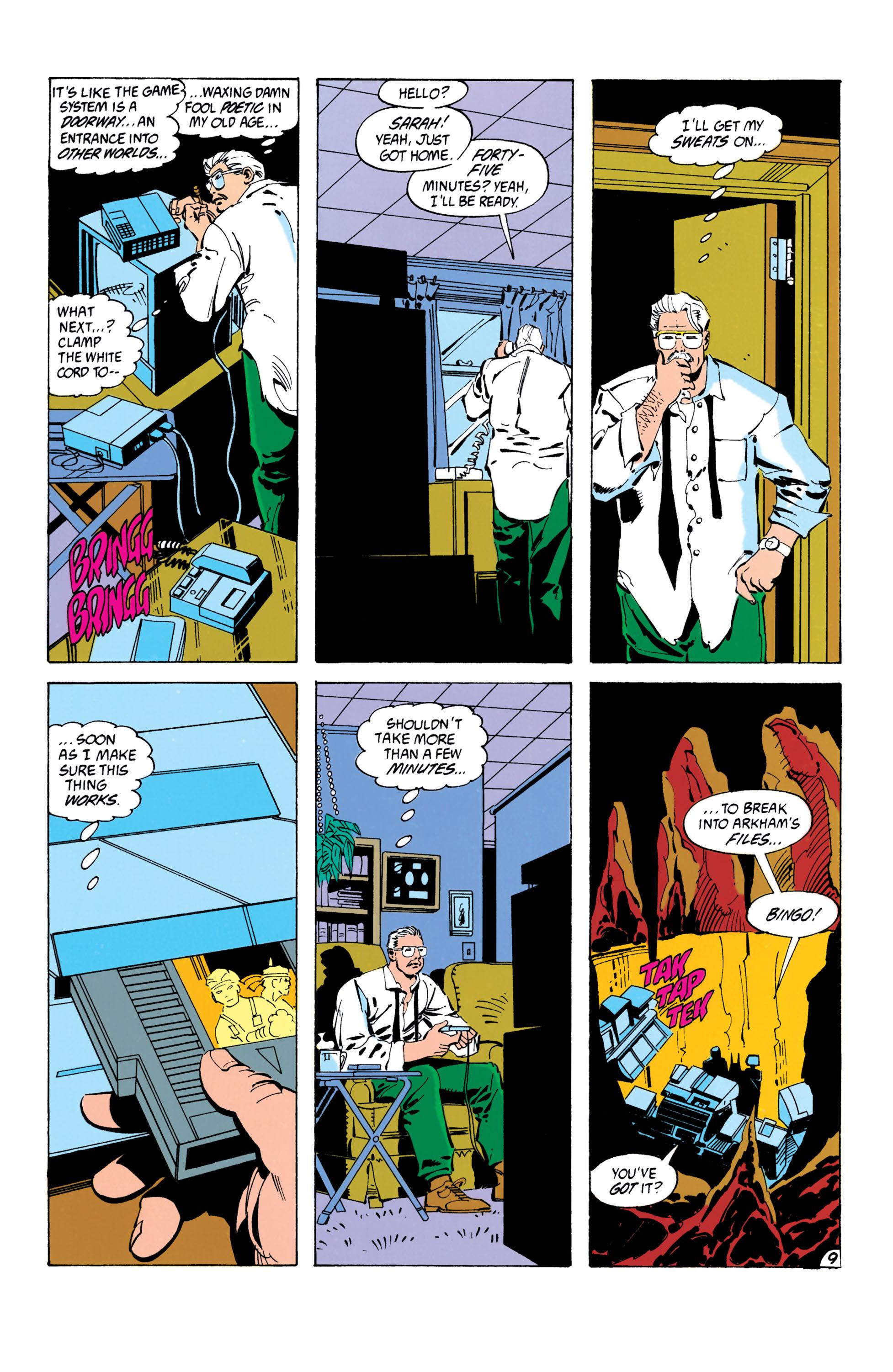 Detective Comics (1937) 636 Page 8
