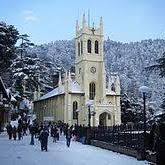 Shimla is the capital of Himanchal Pradesh
