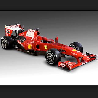 Foto Gambar Mobil Balap F1