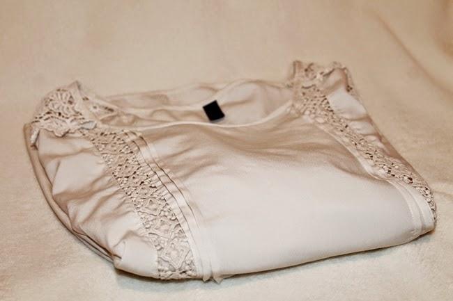 bluzka z szafy
