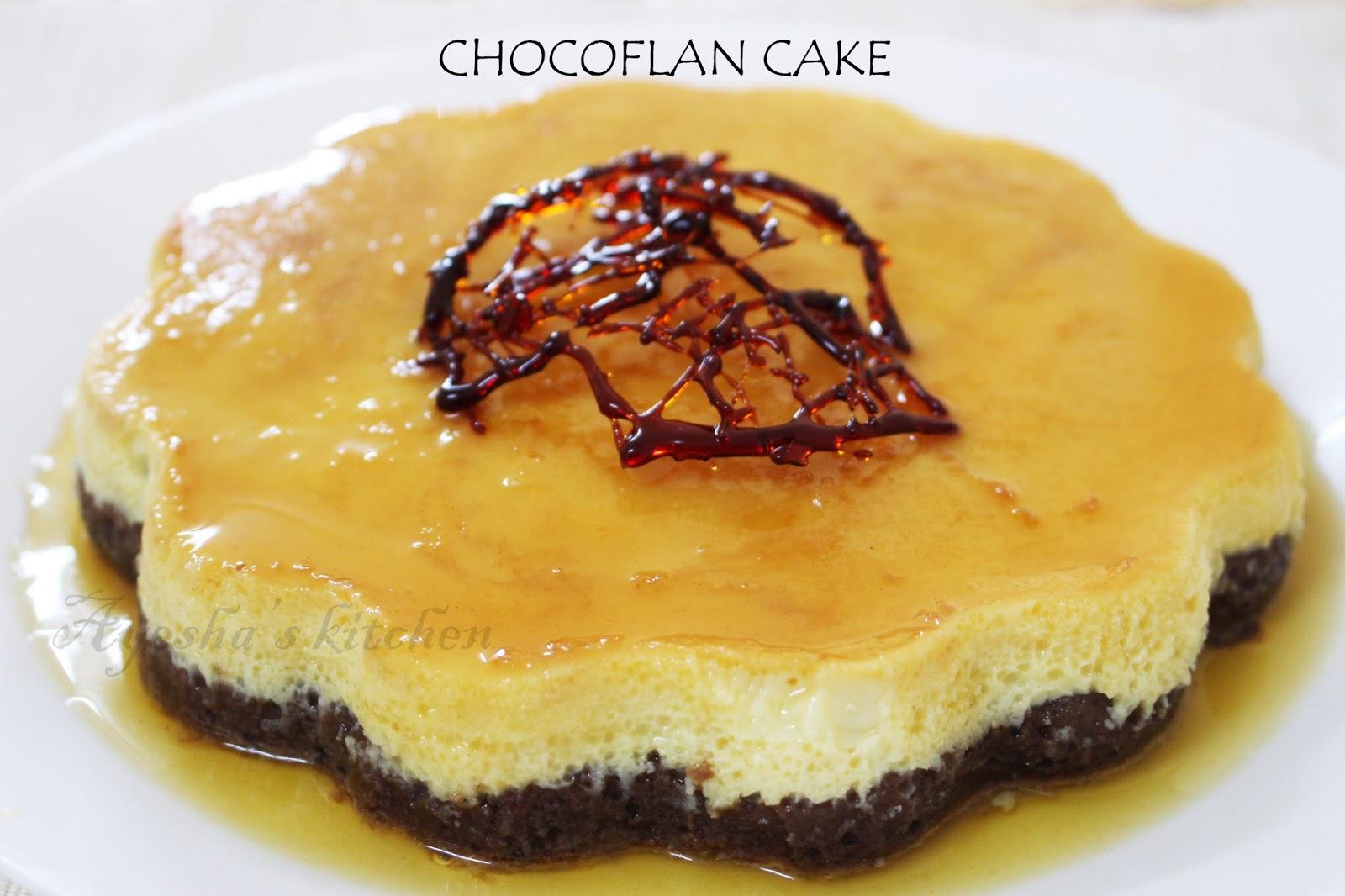Vermicelli Caramel Cake Recipe