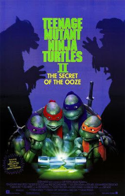 Teenage Mutant Ninja Turtles II: The Secret of Ooze [1991] [DVD R1]  [Latino]