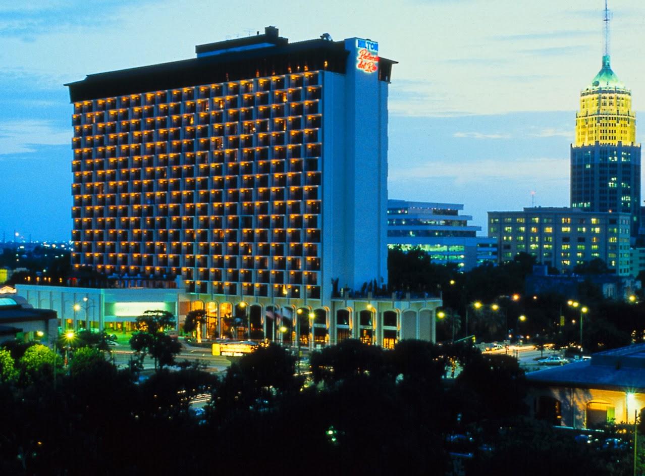 San Antonio Uncovered The Building Of The Hilton Palacio
