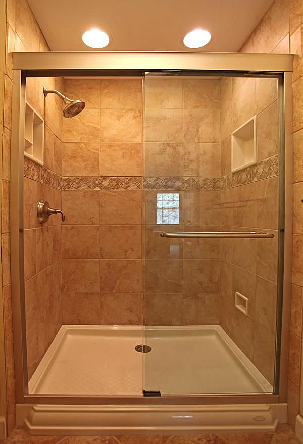 Home Interior Gallery: Bathroom Shower Ideas