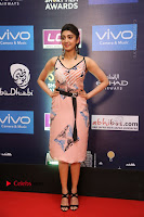 Actress Pranitha Subhash Pos in Short Dress at SIIMA Short Film Awards 2017 .COM 0091.JPG