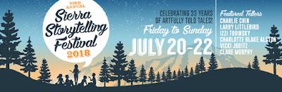 Sierra Storytelling Festival 2018