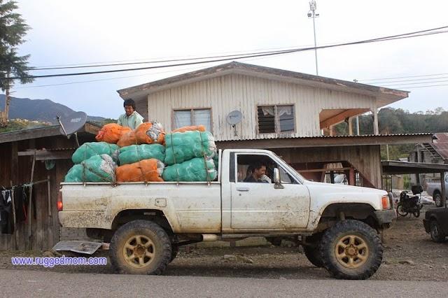 Pasar Filipina penamat lawatan