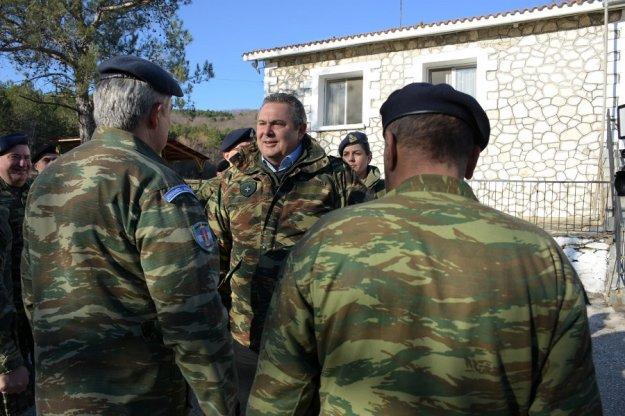 Π. Καμμένος: Θα αποχωρήσω από την κυβέρνηση μόλις έρθουν οι Πρέσπες στη Βουλή