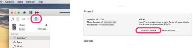 Cara Update iPhone atau iPad Anda ke iOS 9 Begini Caranya 3