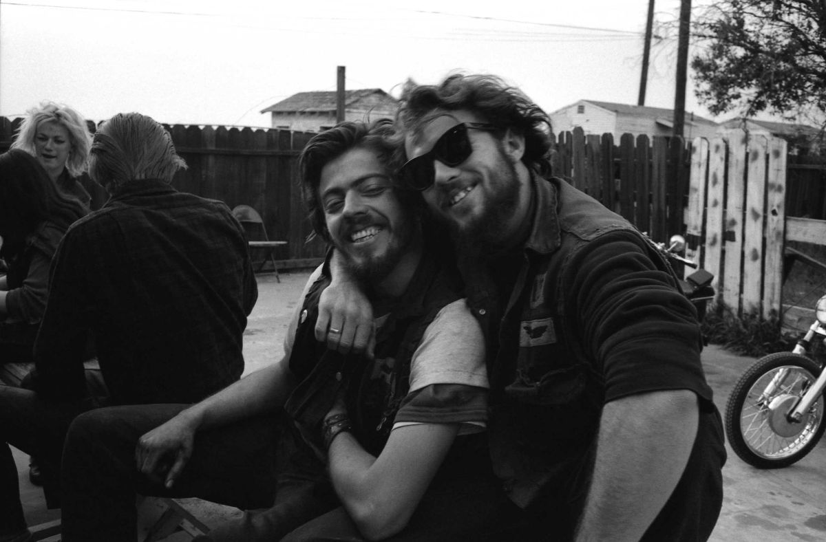 The Original Hells Angels: Amazing Photographs Capture Daily