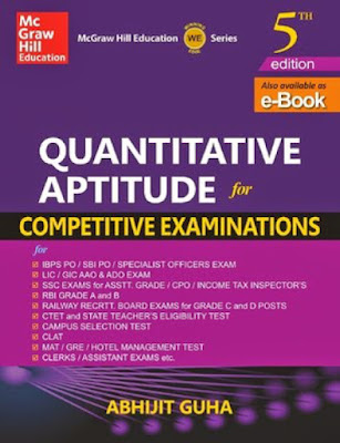 Abhijit Guha Quantitative Aptitude PDF Free Download