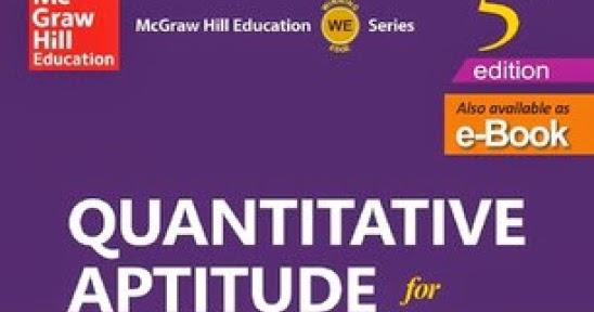 Abhijit Guha Quantitative Aptitude PDF Free Download