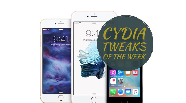 we bring the new released iOS 9 Cydia tweaks for you every week which are tested and work fine on iPhone/iPad.