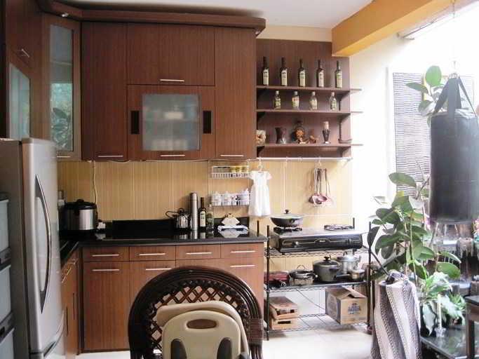 Gambar Desain Dapur Terbuka