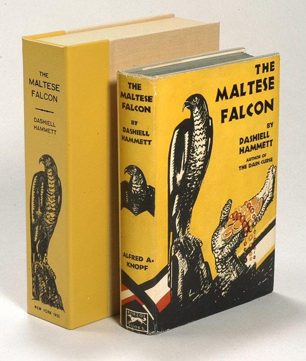 an analysis of masculinity in the maltese falcon by dashiel hammett In 1941, the maltese falcon starring bogart and mary astor, directed by john huston, changed the film's tone to the style of film noir humor was replaced with a few dark verbal jabs humor was replaced with a few dark verbal jabs.