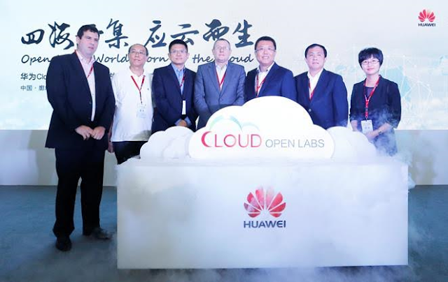 Huawei Launches Cloud Open Labs