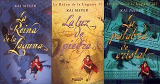 Trilogía la reina de la Laguna