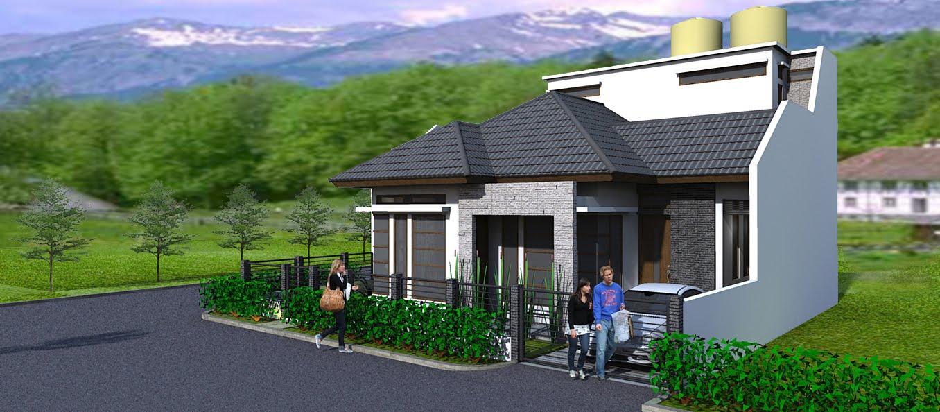 Desain Rumah Minimalis 9 X 13