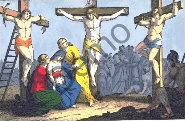 Imagenes para Semana Santa :  Pasión, muerte y resurrección de Cristo