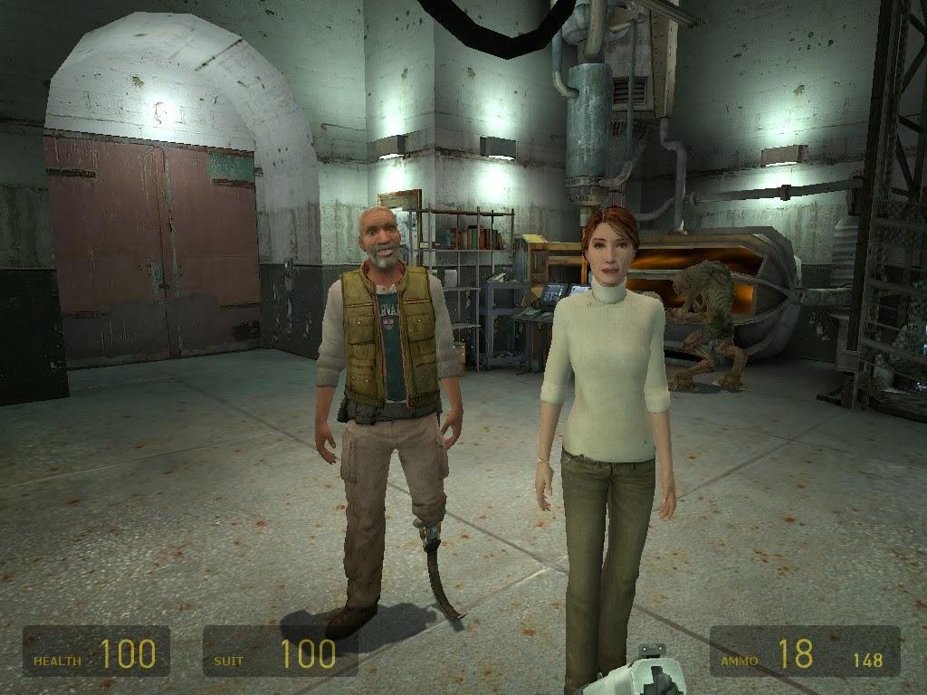 Half-Life 2 FULL GAME Half-Life 2: Total Mayhem - download ...
