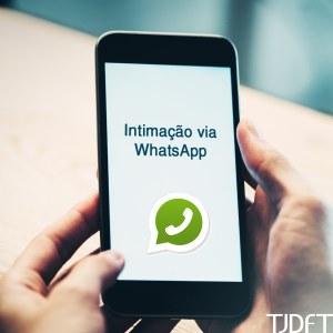 WhatsApp pode ser usado para intimação e também para provas no judiciário