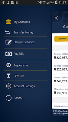 Download Firstbank mobile app