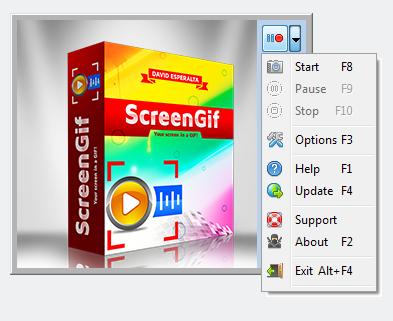 Screenshot Screen GIF 2018.4 Full Version