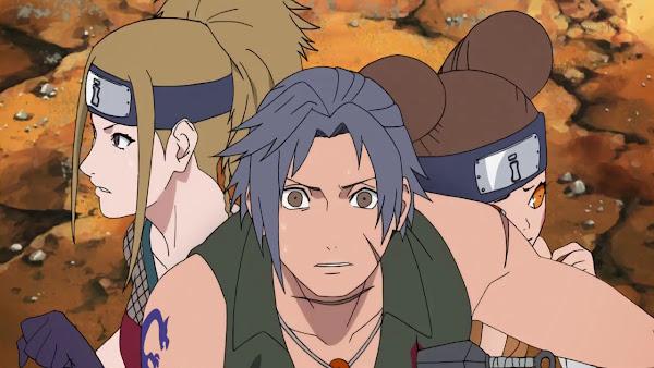 Sen, Shira y Yome