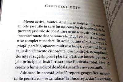 Amn3zia de Cristina Lincu. Recenzie