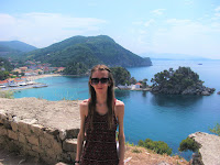 All about my holiday to the Greek town of Parga.