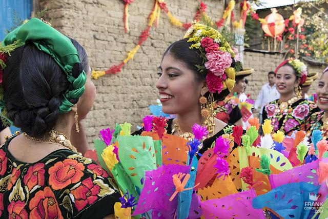 Mujeres istmeñas Oaxaca