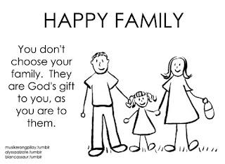 Cerpen Tentang Keluarga Bahagia