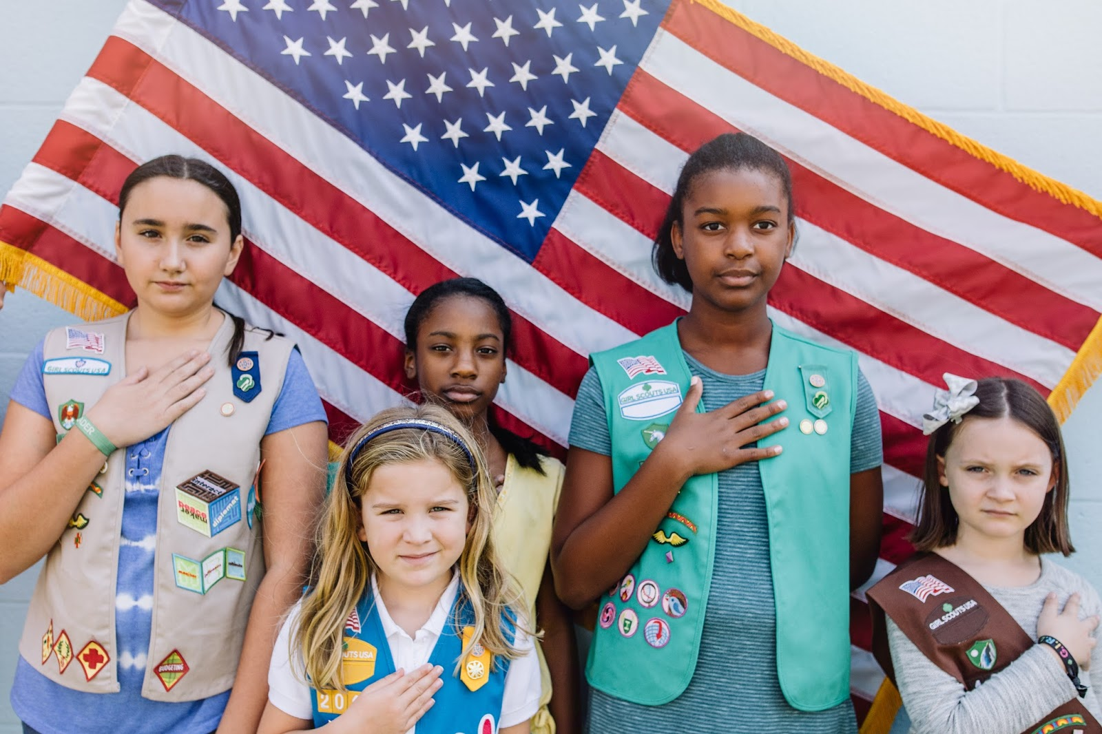 Think, Girl scout common wealth council of virginia has surprised
