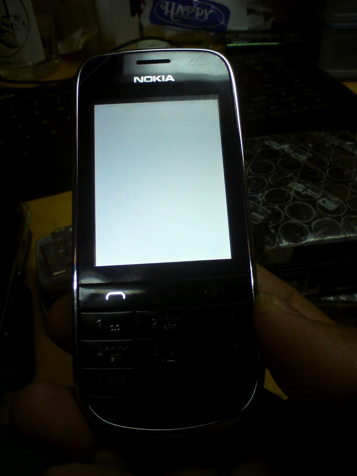 GIMO: nokia 202 asha white screen done!!!