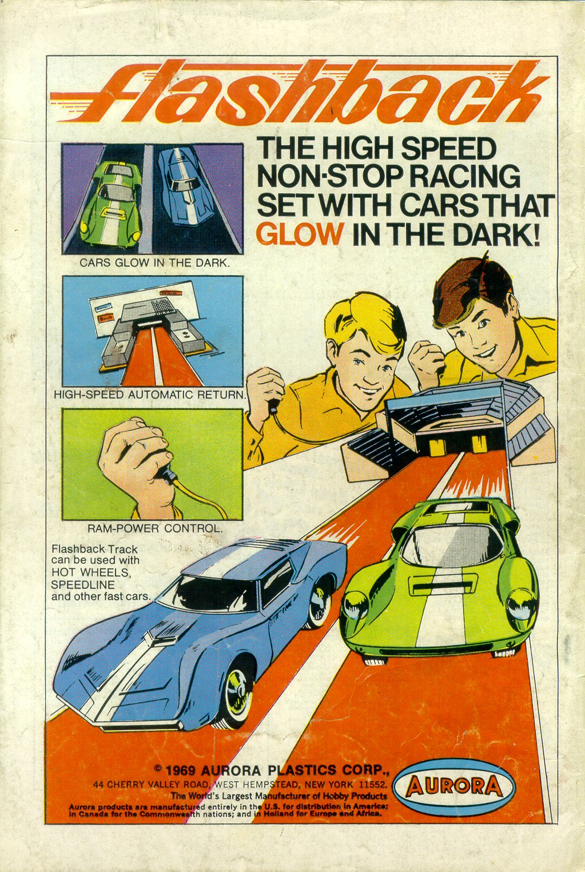 Strange Adventures (1950) issue 221 - Page 36