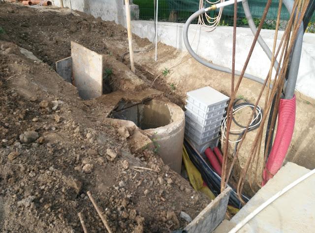 retele gradina cabluri tevi sub pamant arhitect  inginer gradina curte