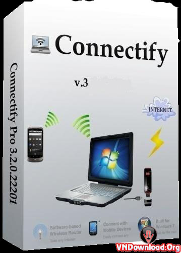 Download Connectify Hotspot PRO v3.7.1.25486 Dand Key