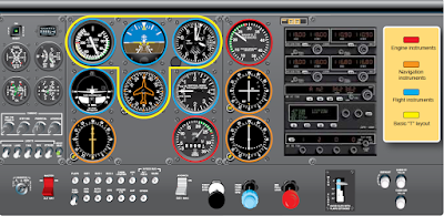 Aircraft instrument