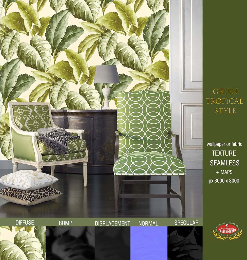 Sketchup Texture Awesome Tropical Style Wallpapers