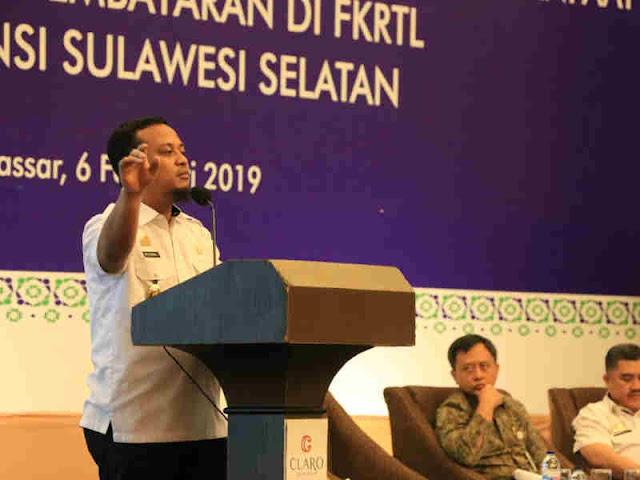 Andi Sulaiman Desak BPJS Selesaikan Klaim RS di Sulawesi Selatan