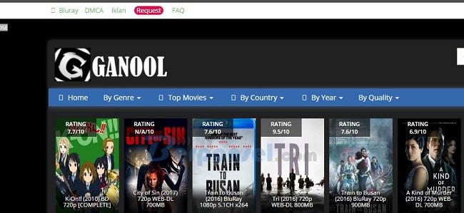 Cara Mudah Download Film di Ganool dengan cepat, mudah dan gratis